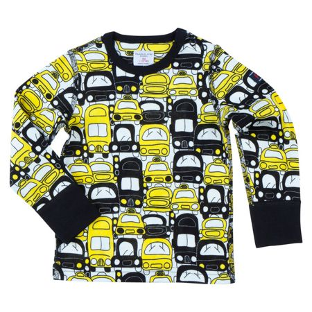 Polarn O. Pyret Babies Car Print Top