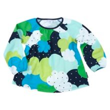 Polarn O. Pyret Baby Girls Retro Tunic Top