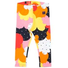 Polarn O. Pyret Baby Girls Bold Retro Leggings