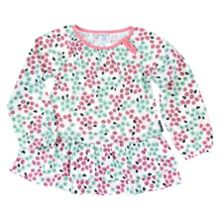 Polarn O. Pyret Girls Floral Top
