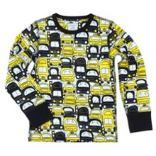 Polarn O. Pyret Kids Car Print Top