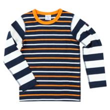 Polarn O. Pyret Kids Block Stripe Top