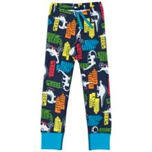 Polarn O. Pyret Kids Dinosaur Town Leggings