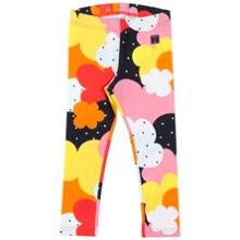 Polarn O. Pyret Girls Bold Retro Leggings