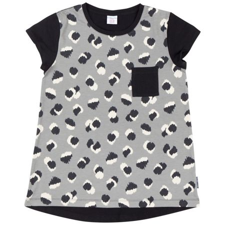 Polarn O. Pyret Girls Abstract Print Top