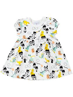 Baby Girls Dinosaur Dress