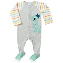 Polarn O. Pyret Babies Dinosaur All-in-one
