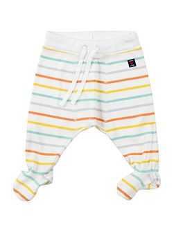 Babies Striped Trousers
