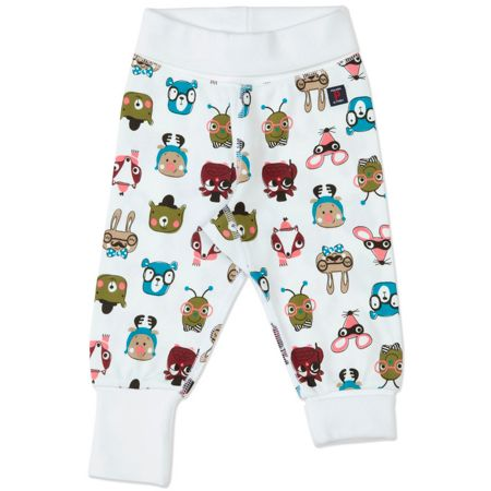 Polarn O. Pyret Babies Fun Animal Trousers