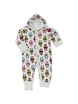Babies Rabbit Overall with Hood