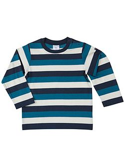 Babies Block Stripe Top