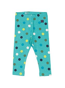 Baby Girls Polka Dot Leggings