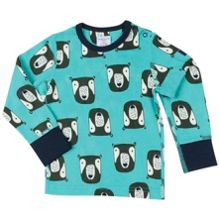 Polarn O. Pyret Babies Woodland Animal Top