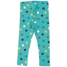 Polarn O. Pyret Girls Polka Dot Leggings