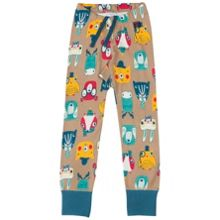 Polarn O. Pyret Kids Woodland Animal Leggings
