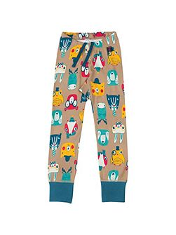 Kids Woodland Animal Leggings