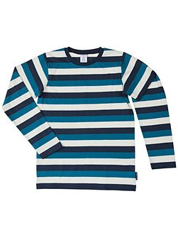 Kids Block Stripe Top