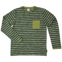 Polarn O. Pyret Kids Striped Long Sleeved Top