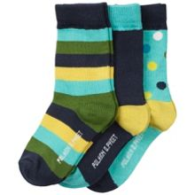Polarn O. Pyret Babies Colourful Socks