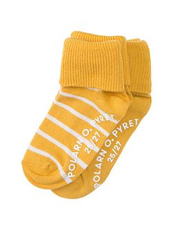 Kids 2 Pack Antislip Socks