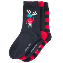 Polarn O. Pyret Kids Colourful Socks