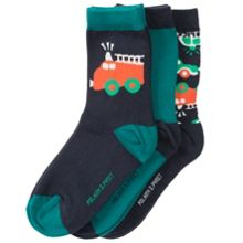Polarn O. Pyret Baby Boys Colourful Socks