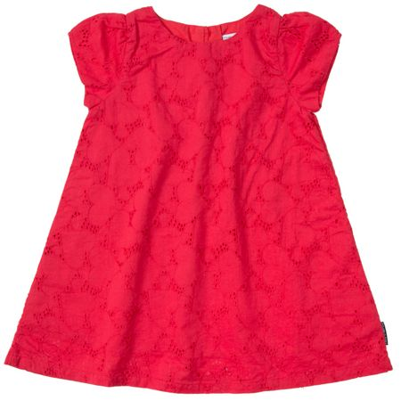 Polarn O. Pyret Baby Girls Broidery Dress