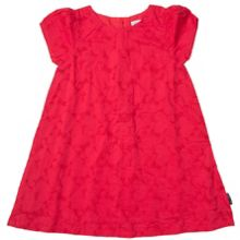 Polarn O. Pyret Girls Broidery Dress