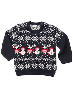 Baby Christmas Jumper