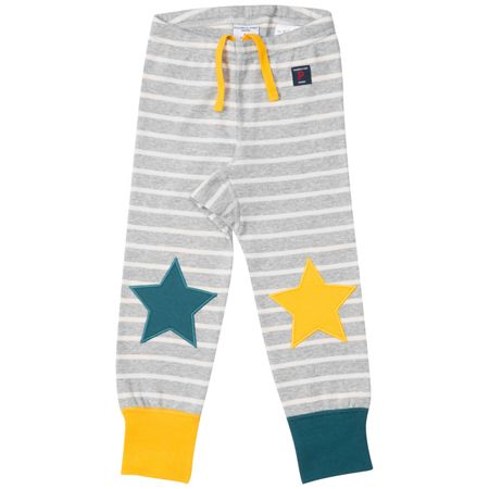Polarn O. Pyret Babies Stars and Striped Leggings