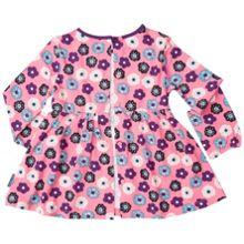 Polarn O. Pyret Girls Flower Tunic Top