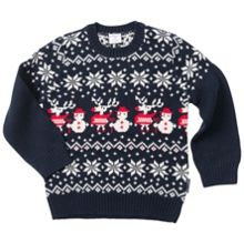 Polarn O. Pyret Kids Christmas Jumper