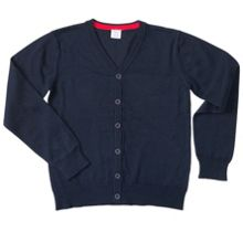Polarn O. Pyret Kids V Neck Cardigan