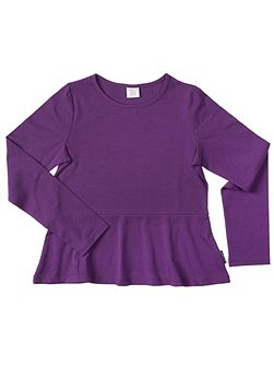 Girls Peplum Top