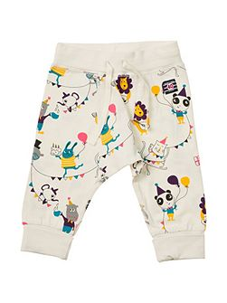 Babies Animal Party Trousers