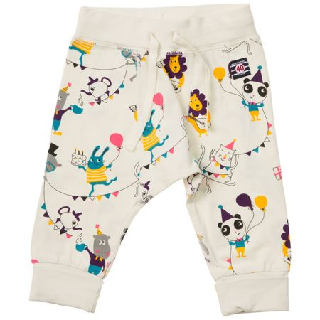 Polarn O. Pyret Babies Animal Party Trousers