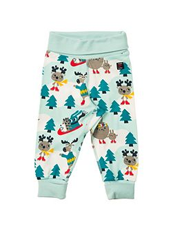 Babies skating Animal Trousers
