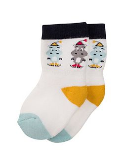 Babies Animal Socks