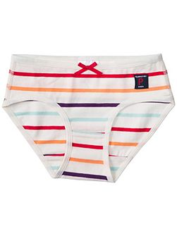 Girls Striped Brief