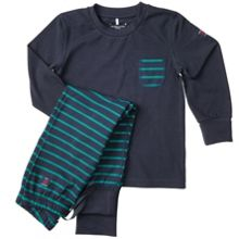 Polarn O. Pyret Kids Striped Pyjamas