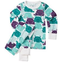 Polarn O. Pyret Kids Friendly Lion Print Pyjamas