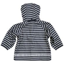 Polarn O. Pyret Babies Striped Raincoat