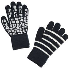 Polarn O. Pyret Kids Twin Pack Magic Gloves