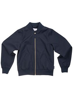Kids Smart Navy Jacket