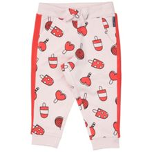 Polarn O. Pyret Baby Girls Tapered Sweatpants