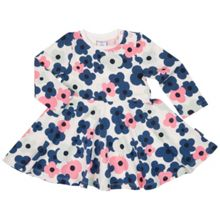 Polarn O. Pyret Baby Girls Floral Dress
