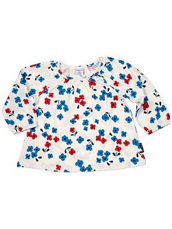 Baby Girls Floral Top