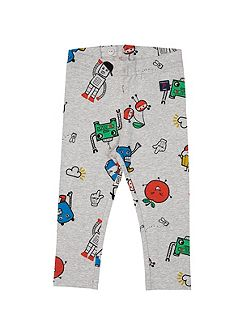 Babies Print Leggings