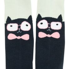 Polarn O. Pyret Baby Girls Cat Tights