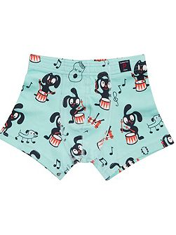 Boys Printed Boxers